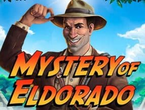 Mystery of Eldorado logo
